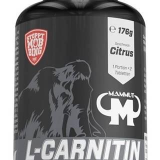 L-Carnitin Tabs (Rozpustné tablety na cmúľanie) -  80 tbl. Citrus