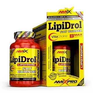 LipiDrol Fat Burner -  120 kaps.