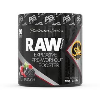 Raw Intensity -  400 g Blackberry