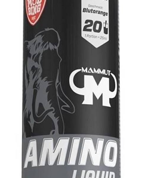 Amino Liquid -  1000 ml. Blood Orange