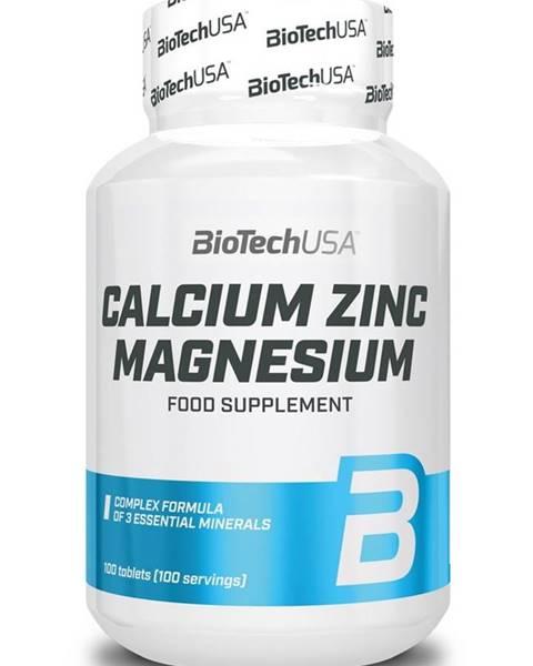 Calcium Zinc Magnesium -  100 tbl