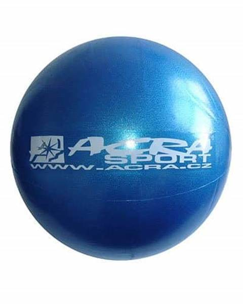 ACRA Míč OVERBALL 30 cm, modrý
