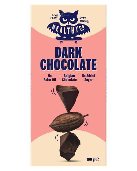 Chocolate 100 g horká čokoláda