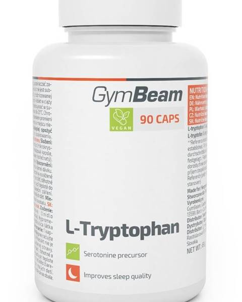 L-Tryptophan -  90 kaps.