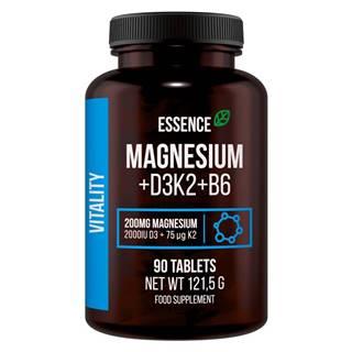 Magnesium + D3K2 + B6 -  90 tbl.