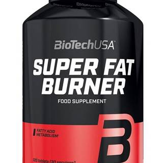 Super Fat Burner -  120 tbl.
