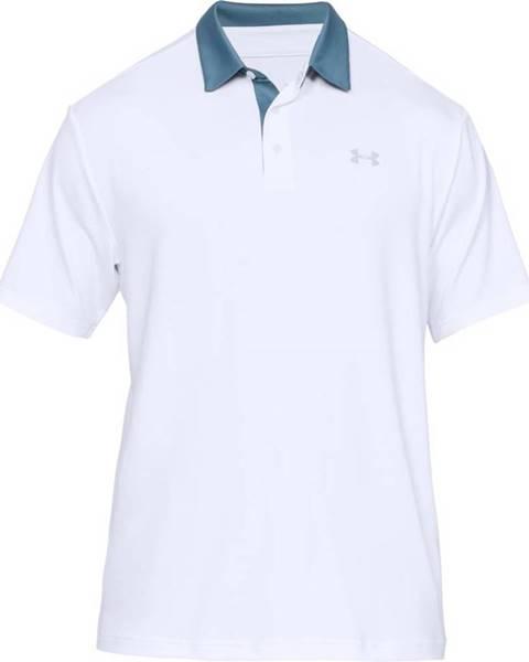 Pánske tričko  Playoff Polo 2.0 White - S