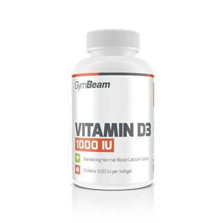 Vitamín D3 1000 IU 60 kaps.