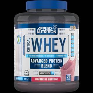 Applied Nutrition Critical Whey 900 g banánový milkshake