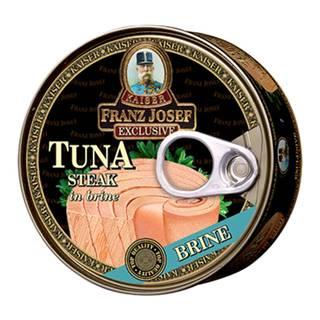 Tuniak steak vo vlastnej šťave 170 g