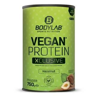Vegan Protein XCLUSIVE Line 750 g lieskový orech