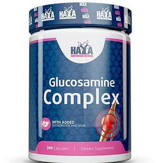 Glucosamine Chondroitin & MSM Hmotnost: 120 kapslí