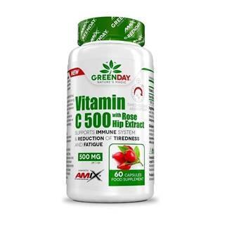 Amix Vitamin C 500 s extraktem z šípků