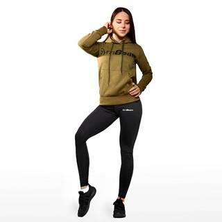 Dámska Mikina Athlete Military Green  XS
