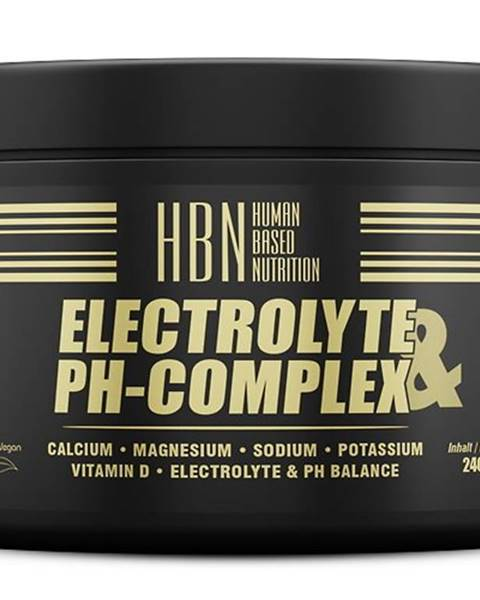 HBN Electrolyte and PH-Complex -  240 kaps.