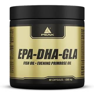 EPA - DHA - GLA -  90 kaps.