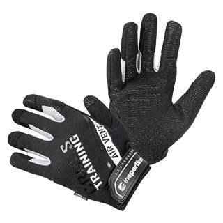 Fitness rukavice  Taladaro čierno-biela - S