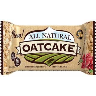 All Stars All Natural Oatcake 80 g mix bobuľového ovocia