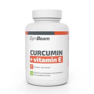 Kurkumín + Vitamín E 90 tab.