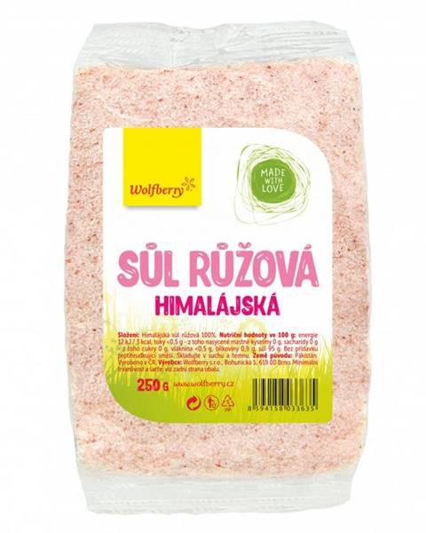 Himalájska soľ ružová 1000 g