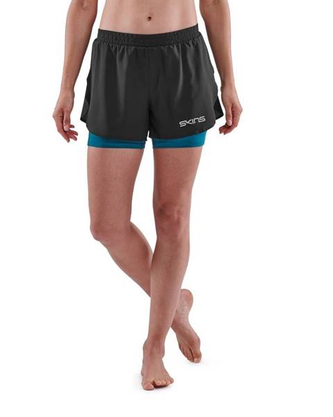 Dámske šortky X-Fit Series-3 Black  XS