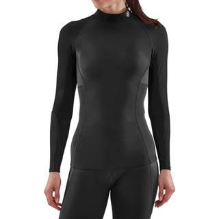 Dámske kompresné tričko Thermal Long Sleeve Series-3 Black  S