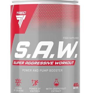 S.A.W. Powder -  400 g Blackcurrant+Lemon