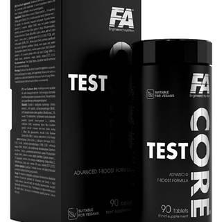 Test Core od  90 tbl.