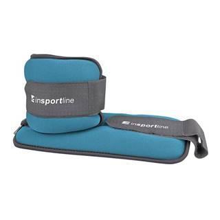 Neoprénové závažie inSPORTline Lastry 2x1,5 kg na členok/zápästie