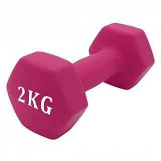 Činka NEOPREN 2kg - Růžová