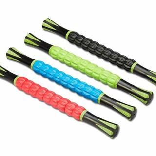 Masážní tyčka  45 cm - Zelená