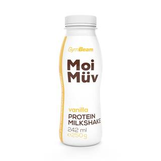 MoiMüv Protein Milkshake 242 ml vanilka