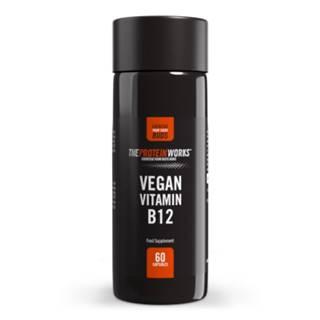 TPW Vegan Vitamín B12 60 kaps.