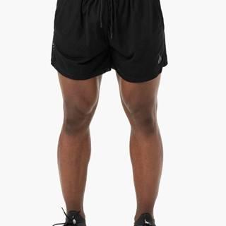 Pánske šortky Iron Arnie Black  S/M