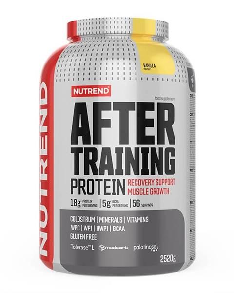 Práškový koncentrát Nutrend After Training Protein 2520g vanilka