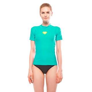 Dámske tričko pre vodné športy  Alluv modrá - L