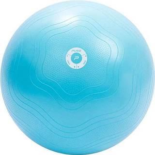 Gymnastický míč  YOGA BALL 65 cm - Modrá