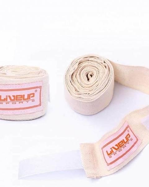 Bandáž Fit Box  bavlna -2,5m x 5cm bílá - bílá