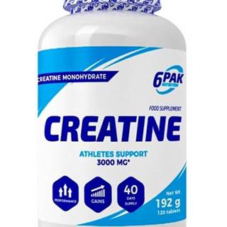 Creatine Monohydrate tbl. -  120 tbl.
