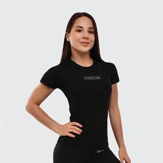 Dámske tričko FIT Black  XS