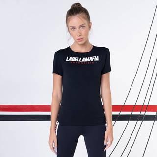 Dámske tričko Preto Essentials Black  S