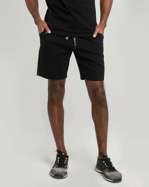 Šortky Essential black  S