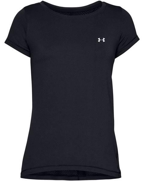 Dámske tričko  HG Armour SS Black - L
