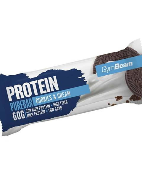 Protein PureBar 60 g cookies & krém