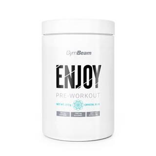 ENJOY Pre-Workout 312 g crystal blue