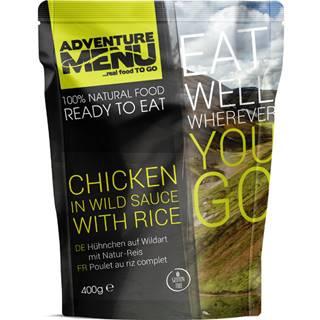 Kuracie na divoko s ryžou 400 g
