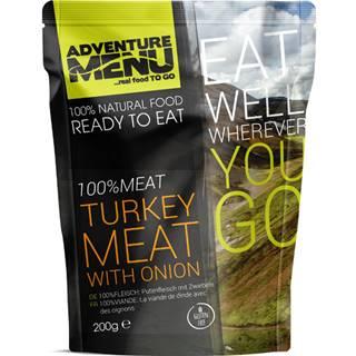 Morčacie mäso na cibuľke 200 g