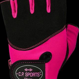 Fitness rukavice Iron ružové  XS