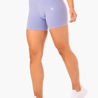 Ryderwear Dámske šortky High Waisted Purple  XS