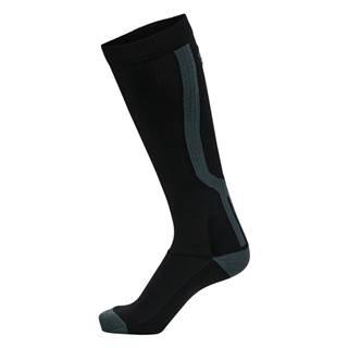 Kompresné bežecké podkolienky  Compression Sock čierna - 35-38
